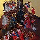 Nativity of Christ by AgnesZirini