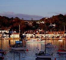 FLUSHING, CORNWALL. UK. by AndyReeve