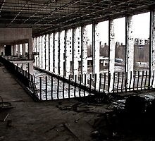 School building in Pripyat by Wintermute69