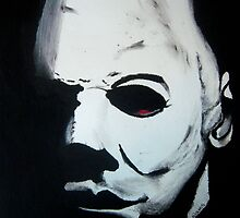 Michael Myers by Debbie  Adams