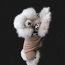 Poodle Fashion for your iPhone by DAdeSimone