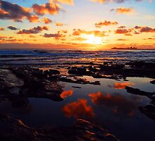 Alex Heads Sunrise by Kate Wall