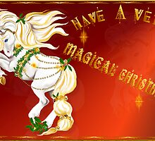 Have A Very Magical Christmas by Lotacats