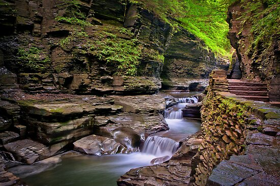 A World Away at Watkins Glen by PhotoByTrace