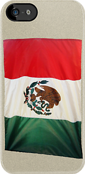 Mexican Flag by DAdeSimone