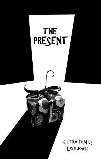 the present by Loui  Jover