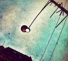 Hot air balloon... morning rise by sebastian
