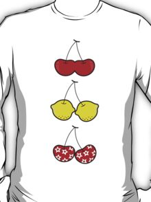 Fun Trio Cheeky Cherries T-Shirt
