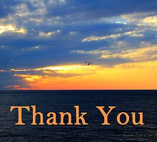Thank You Cruise Staff by Shelley Neff