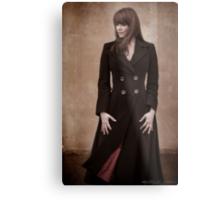 Amanda Tapping - Actors Studio Limited Edition Series Print [A10] Metal Print