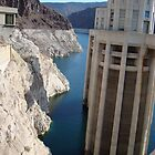 Hoover Dam Water Intakes by sprout320
