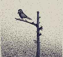 bird on a stick by understated