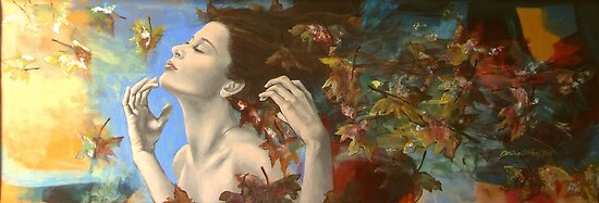 Shivers by dorina costras