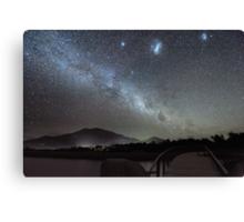 Bridge to the Stars Canvas Print