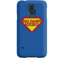 Big Damn Hero Samsung Galaxy Case/Skin