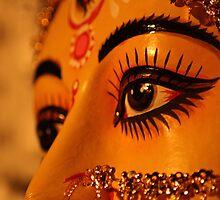 Durga Devi by Saikat Biswas