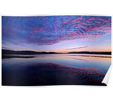 Glorious - Narrabeen Lakes, Sydney Australia - The HDR Experience Poster