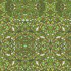 Hemp Fabric Design by MaryJaneBayliss