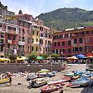 Vernazza, Cinque terre, as it was till 25/10/2011. - My tribute - by presbi