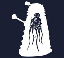 White Dalek Silhouette by trekspanner