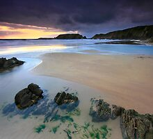Pembrokshire: Marloes Sands by Angie Latham