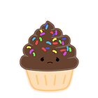 Chocolate Cupcake by mrsFang