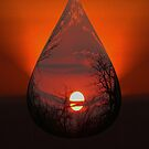 Liquid sunset by Carisma