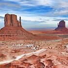 Monument Valley II by HDTaylor