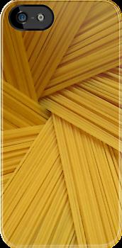 Spaghetti 1 (T-Shirt & iPhone case) by Lenka