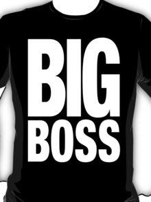 BIG BOSS (White) T-Shirt