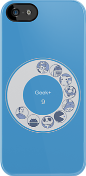Geek + V2 by Karen  Hallion