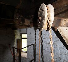 Inside the Mill (4) by kalaryder