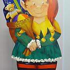 Christmas Elf by Ivana Pinaffo
