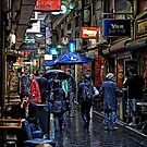 Centre Place Melbourne by sparrowhawk