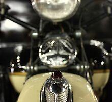 Harley Davidson Vintage by CrisPizzio