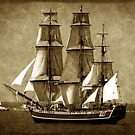 HMS Bounty by Marija
