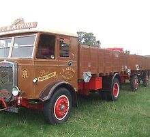 Foden and Trailer by Dizzy-t