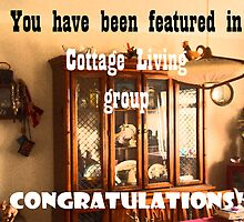 Cottage Living-Banner for challenge by sarnia2