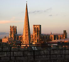York roof tops by leephotoofyork