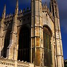 dramatic kings college cambridge by Ilapin