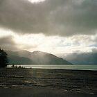 Winter Lake - Southern Chile by joegardner