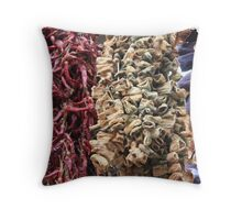 Spicy Istanbul Throw Pillow