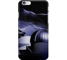 Raging sky iPhone Case/Skin