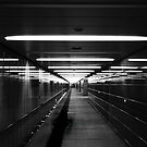 Shinjuku underground by Alan Black