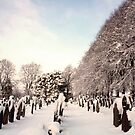 Gravestones & Snow by Liam Liberty