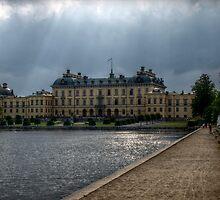Drottningholm Castle by kostolany244