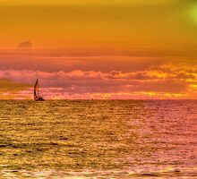 Last Sail of the Season by BarbL