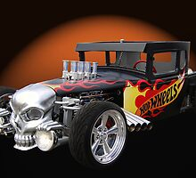 Hot Wheels Halloween by WildBillPho
