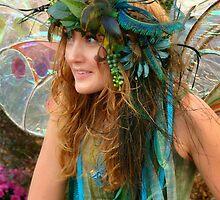 Mischievous Fairy by Rodney Williams