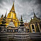 Wat Phra Kaew by Asif Patel
